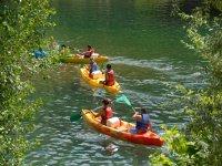 Location de canoe petit parcours