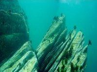 Des paysages sous marin fabuleux