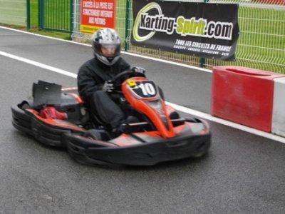 Série 10 minutes Karting Vienne