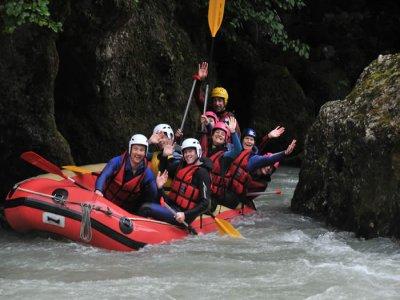 Chamonix Hydroglisse Rafting