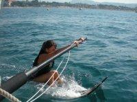 Essai ski nautique
