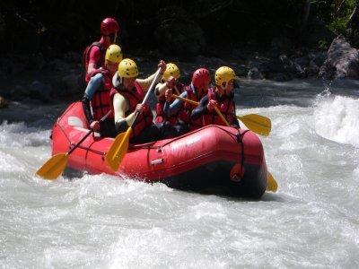 Descente Rafting Vénéon