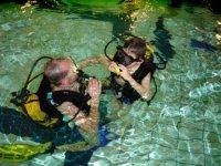 Baptemes et initiations plongee en piscine