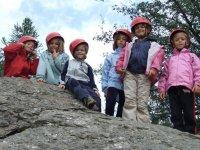 Dans la nature avec les enfants