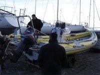 Le bateau du club