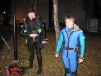 Une aventure sous le lac