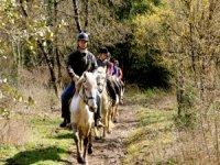 randonnee equestre anduze