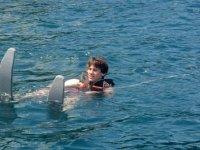 Initiation ski nautique