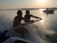 double ski nautique
