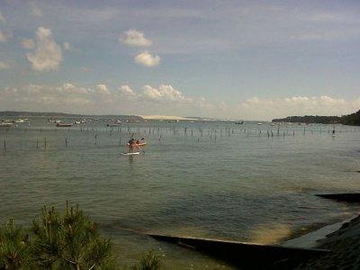 Glisse en Herbe Paddle Surf