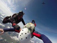 Initiation PAC au saut en parachute
