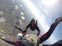 Stage en parachutisme