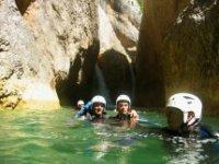 Faites du canyoning en Espagne avec Virevolte Canyoning