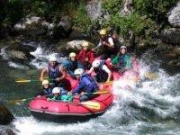 Rafting en famille sur la Neste d Aure