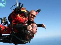 Saut en parachute dans le 31
