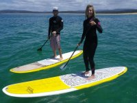 Paddle surf starboard