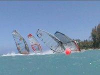 groupe windsurf dans le finistere