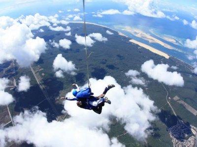 Vertical t´air parachutisme
