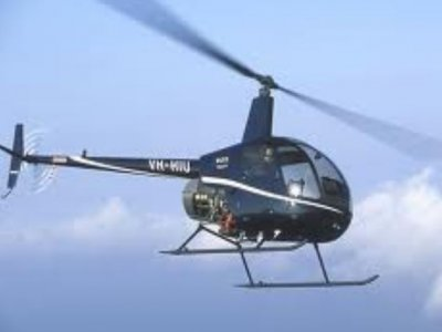 Hélicoptère de France Grenoble