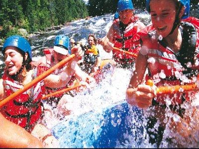 Darentasia Rafting