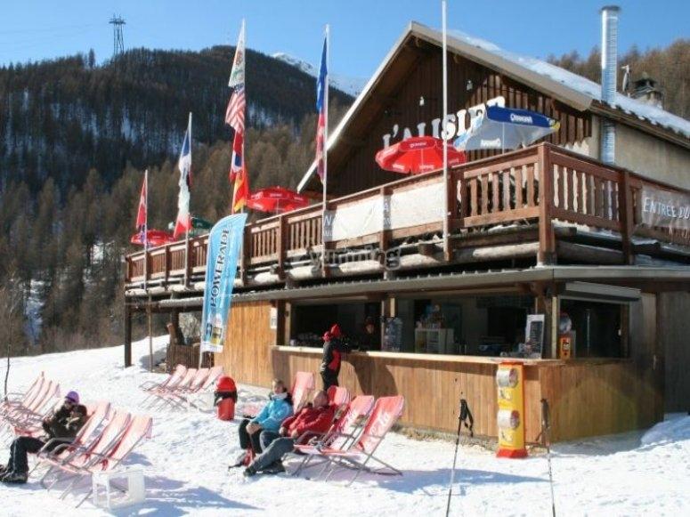 Le restaurant de montagne