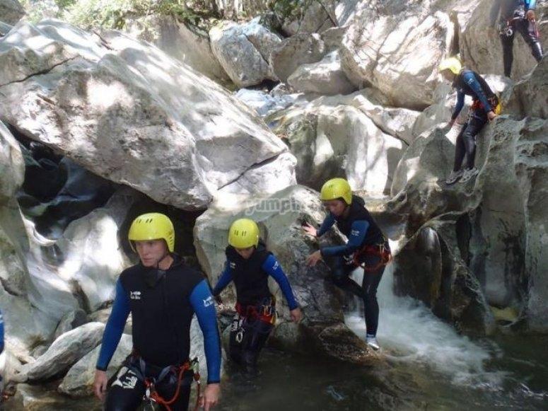 Canyoning Ossau
