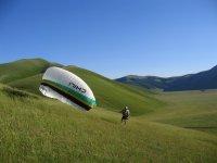 Voyage parapente en Italie