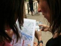 Telephone GPS