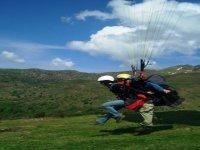 Decollez en douceur pour votre vol libre en parapente avec Toulouse Parapente