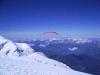 Randonnee au Mont Blanc