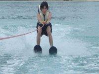 Iniciation ski nautique