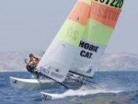 Hobie cat 16