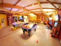 La salle de jeux d Xtreme Laser 68