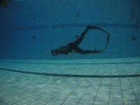 Des sensations fotres sous l eau