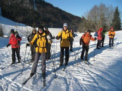 Club Alpin de Nancy Ski de Fond