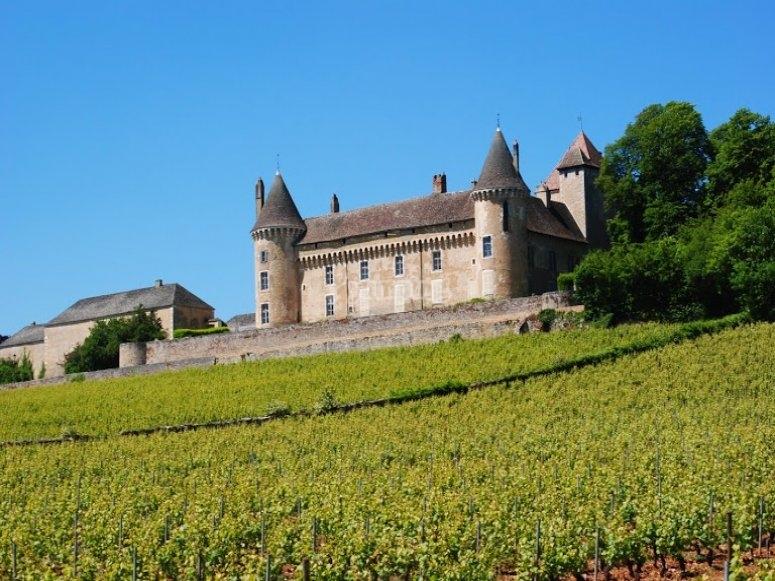 château de Rully (Saône et Loire)