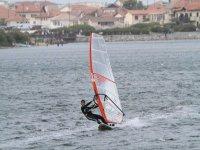 Windsurf dans les Landes