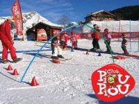 Ski pour les plus petits
