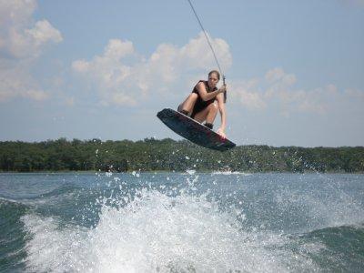 Olympic Water Ski Wakeboard