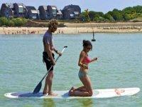 Cours de paddle surf dans le 17