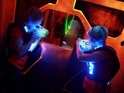 Megazone Laser Games Dijon