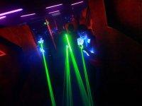 Lasers du labyrinthe Megazone Dijon