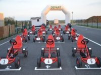 karting a pedales
