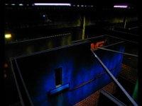 Parcourez le labyrinthe de Megazone Laser Games 89
