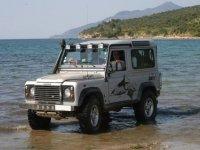 Balade 4x4 en Corse