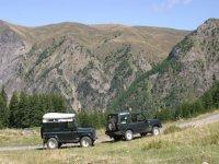Randonnée 4x4 dans les Hautes Alpes