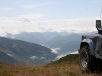 Randonnée 4x4 dans les Pyrénées