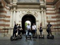 Decouverte touristique en segway sur Toulouse