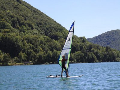 Yacht Club Grenoble Charavines Windsurf