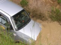 4x4 dans la boue